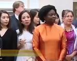 Đại sứ quán Việt Nam tại Mỹ tổ chức mừng Xuân đón Tết