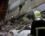 Động đất tại Đài Loan (Trung Quốc): Số người thiệt mạng tăng mạnh