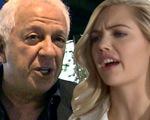 Siêu mẫu ngực khủng Kate Upton tố cáo bị người đồng sáng lập của Guess quấy rối