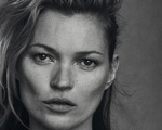 Kate Moss chưa từng nghĩ sẽ trở thành người mẫu