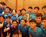 Công Phượng, Đức Huy ăn mừng sinh nhật đáng nhớ sau chiến tích lịch sử của U23 Việt Nam