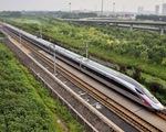 Trung Quốc thử nghiệm tàu cao tốc có tốc độ 350km/h