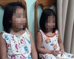Giải cứu 2 bé gái bị bắt cóc tống tiền 50.000 USD ở TP.HCM