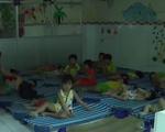 Bình Dương: Lớp học mầm non miễn phí, đóng cửa lúc nửa đêm