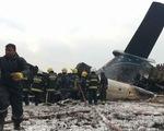 Vụ tai nạn máy bay tại Nepal: Ít nhất 50 người đã thiệt mạng