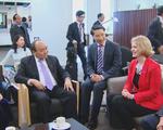 Thủ tướng Nguyễn Xuân Phúc bắt đầu thăm chính thức Australia - ảnh 1