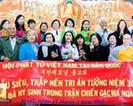 Đại lễ cầu an và công nhận Hội Phật tử Việt Nam tại Hàn Quốc