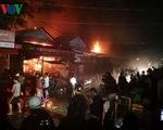 Cháy chợ lớn tại Campuchia, gần 650 ki ốt bị thiêu rụi