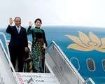 Thủ tướng Nguyễn Xuân Phúc đến Sydney tham dự Hội nghị Cấp cao Đặc biệt ASEAN - Australia