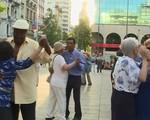 Sôi động cuộc thi vô địch Tango thế giới tại Argentina - ảnh 1