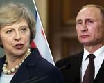 Nga đáp trả các động thái ngoại giao của Anh
