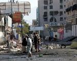 Quân Chính phủ Yemen đẩy mạnh tấn công lực lượng Houthi