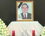 Lễ viếng nguyên Thủ tướng Phan Văn Khải tại nhiều quốc gia