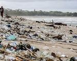 Đảo rác nổi lớn gấp ba lần nước Pháp giữa Thái Bình Dương - ảnh 1