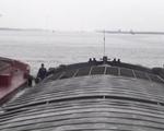 Tạm giữ tàu vận chuyển hơn 1.000 tấn than lậu