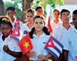 Những công trình mang tên Việt Nam tại Cuba