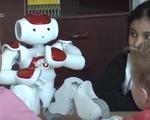 Phần Lan thử nghiệm đưa robot vào giảng dạy