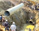 Hôm nay xét xử vụ vỡ đường ống nước sông Đà