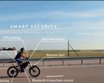 Xe đạp điện chạy hơn 300km mỗi lần sạc