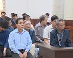 Đề nghị mức án đối với 9 bị cáo vụ vỡ đường ống nước sông Đà