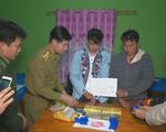 Biên phòng Nghệ An bắt giữ 2 anh em ruột vận chuyển 18.000 viên ma túy