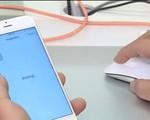 Lượng người ở Hà Nội đổi pin cho iPhone tăng đột biến - ảnh 1