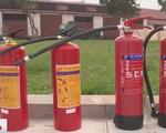 Cẩn trọng với các thiết bị phòng cháy chữa cháy chưa qua kiểm định
