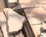 Nguy hiểm từ việc mất trộm nắp cống tại TP Nha Trang