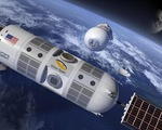 800,000 USD cho 1 đêm tại khách sạn ngoài vũ trụ