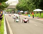 Chung kết cuộc thi 'Lái xe sinh thái - Tiết kiệm nhiên liệu'
