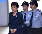Cựu Tổng thống Hàn Quốc Park Geun-hye từ bỏ kháng cáo