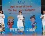 Ấm áp Ngày hội Tết cổ truyền Việt Nam - Lào – Campuchia tại Thành phố Hồ Chí Minh