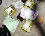 Bắt nhiều vụ vận chuyển ma túy lớn từ Campuchia vào Việt Nam