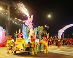 Rộn ràng lễ hội bơi chải Sông Lô trong dịp giỗ Tổ Hùng Vương - ảnh 1