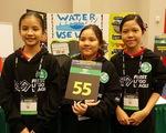 Việt Nam đoạt 3 giải thưởng tại cuộc thi sáng tạo robot toàn cầu