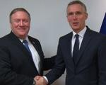 Tân Ngoại trưởng Mỹ gặp giới chức NATO