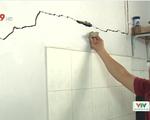 Cần Thơ: Hàng loạt nhà dân bị nứt vì bãi vật liệu xây dựng?