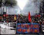 Công nhân ngành đường sắt Pháp lại đình công