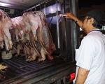 Phát hiện 17 mẫu thịt lợn nhiễm thuốc an thần ở TP.HCM