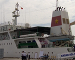 Đoàn công tác các tỉnh thành thăm huyện đảo Trường Sa và nhà giàn DK1