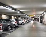 Tầng hầm để xe trong chung cư - Nơi những 'quả bom' chờ nổ