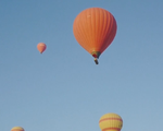 Du ngoạn Ai Cập trên khinh khí cầu