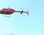 Ứng dụng thuê trực thăng tránh tắc đường tại Indonesia