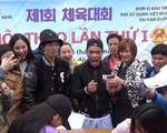Hội thao Hội người Việt Nam tại Hàn Quốc lần thứ nhất khai mạc