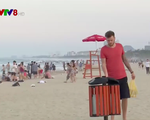 Câu chuyện ý thức trên bãi biển Đà Nẵng