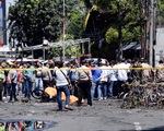 Lại thêm 2 vụ nổ bom ở Indonesia, 5 người thương vong