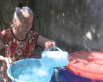 Người dân Đà Nẵng thiếu nước sinh hoạt mùa nắng nóng