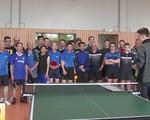 Giao lưu các Câu lạc bộ bóng bàn của người Việt tại Đức