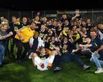 Parma trở lại với Serie A