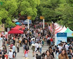 Hơn 150.000 người tham dự Lễ hội Việt Nam tại Tokyo, Nhật Bản